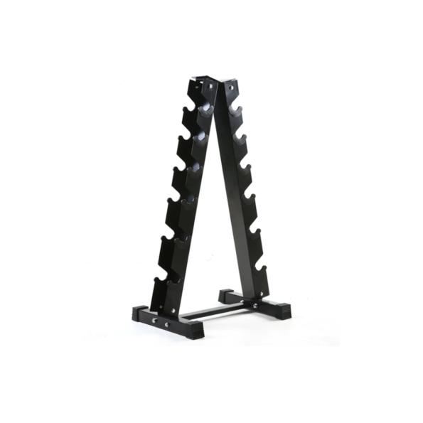 HAJEX Multilevel Dumbbell Rack – 6 Tier Vertical Rack