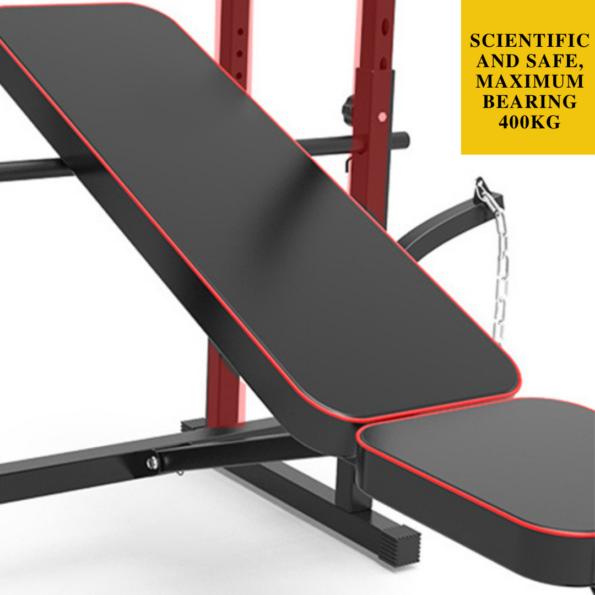 Comfy Multifunctional Adjustable Workout Station