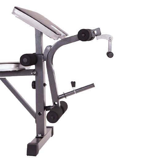 Multi-functional Weight Lifting Bench with Pulley