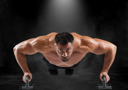 Push Up Stand 4