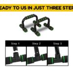 HAJEX Home Gym Accessories Bundles Set