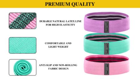 Premium Quality Bands