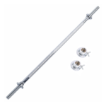 Straight & Curled Standard & Olympic Barbell Bars