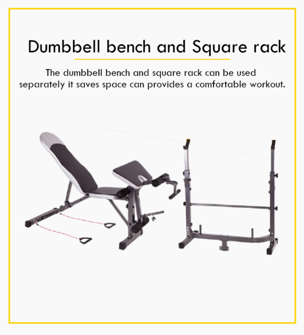 Weight Lifting Bench 1