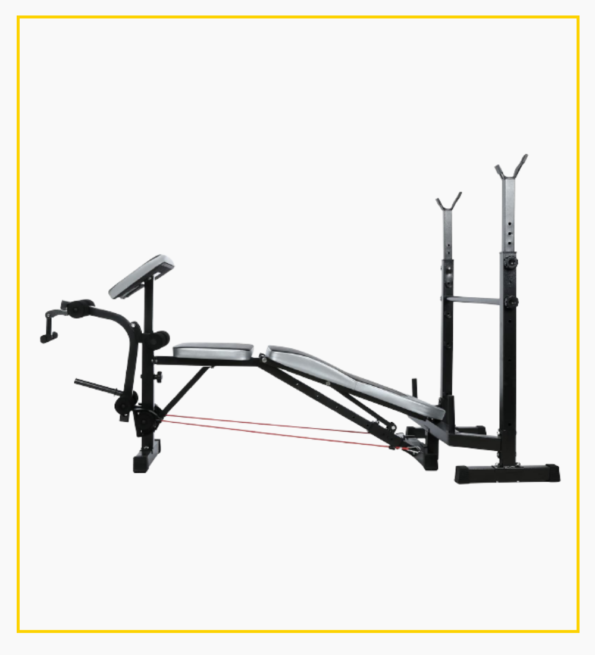 Weight Lifting Bench 9