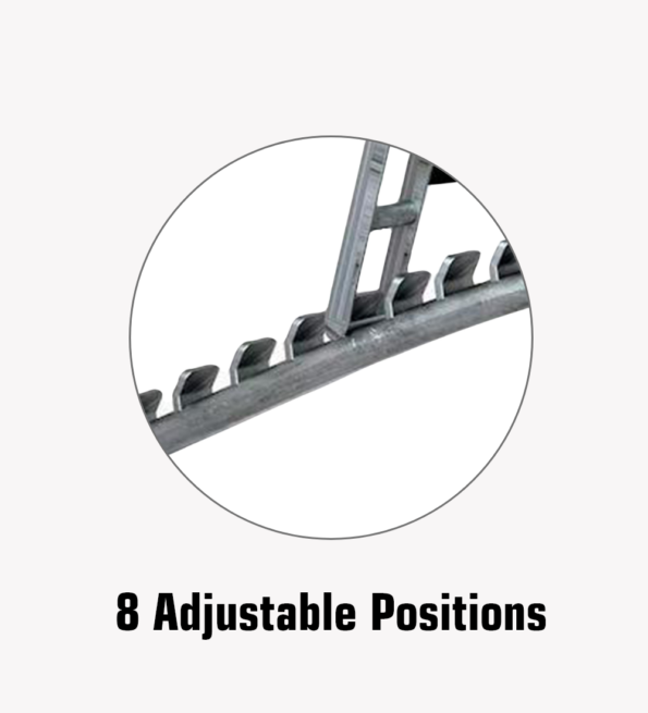 HAJEX Adjustable Workout Bench