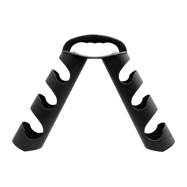 HAJEX Mini Special Neo Dumbbell Tree Plastic Vertical Rack Stand for Gym Organization (1)