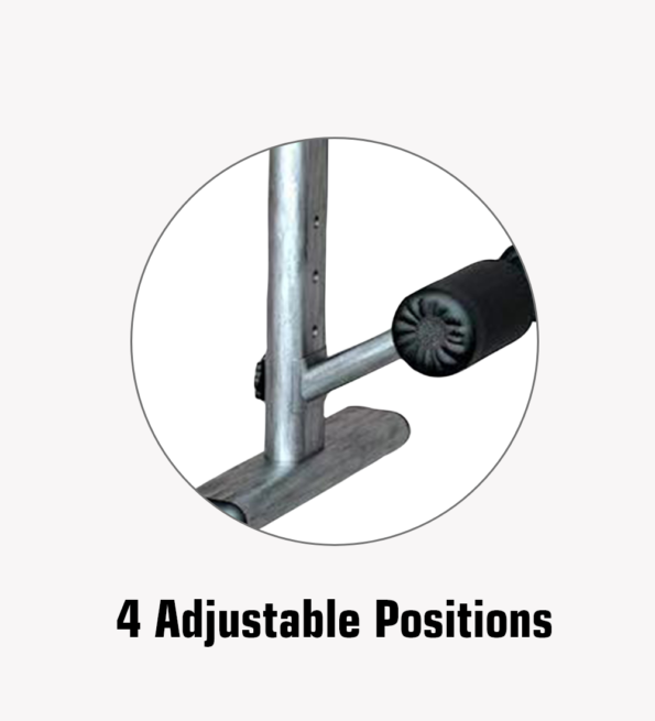 Mutilple HAJEX Adjustable Workout Bench for Home Gym