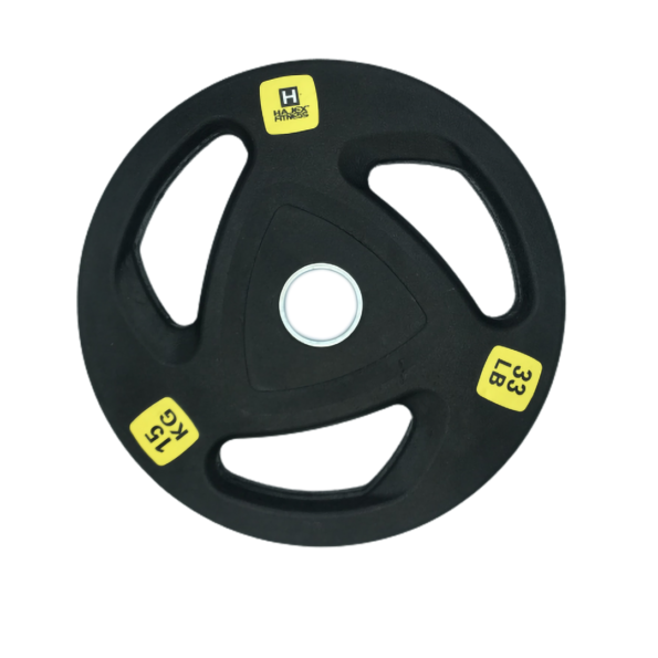 15KG Bumper Olympic Weight Plate
