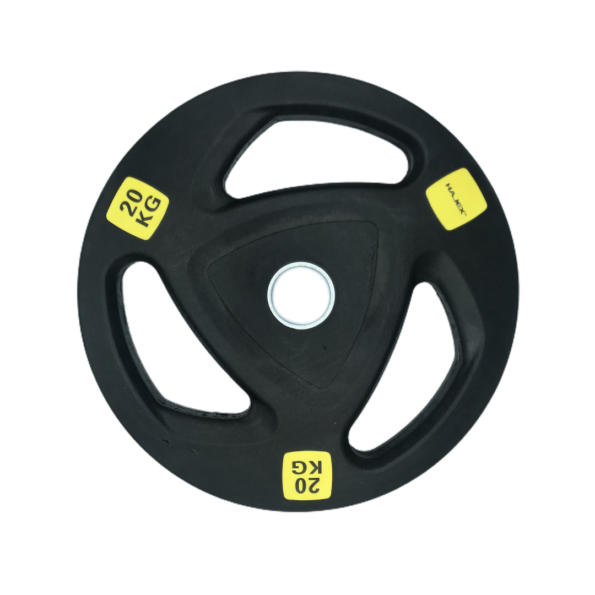20KG Bumper Olympic Weight Plate