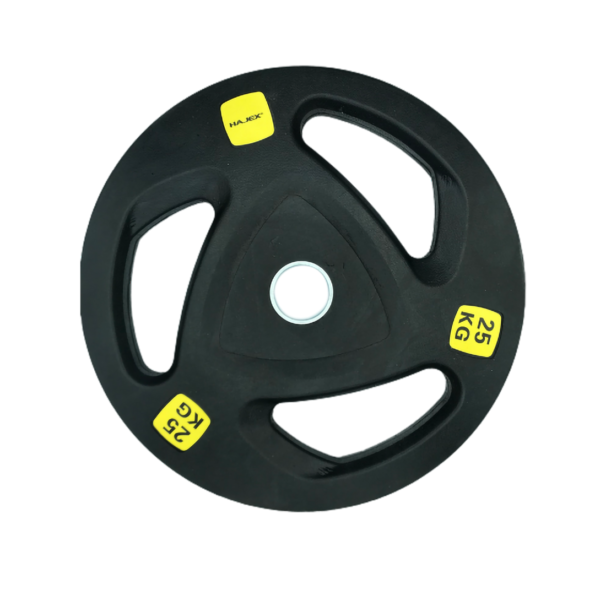25KG Bumper Olympic Weight Plate