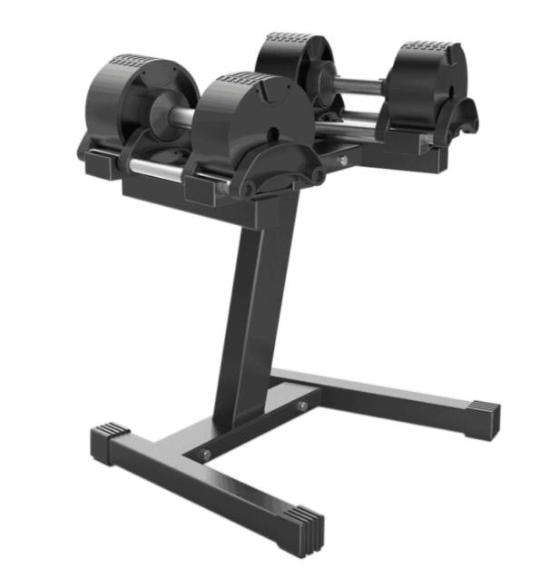 HAJEX Adjustable Compact Dumbbell Set Rack
