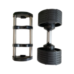 Semi-Commercial Adjustable Weight Lifting Dumbbell Set