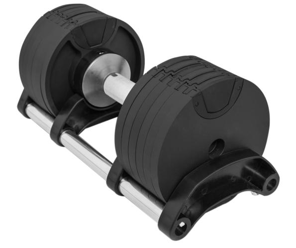 HAJEX Semi-Commercial Adjustable Weight Lifting Dumbbells