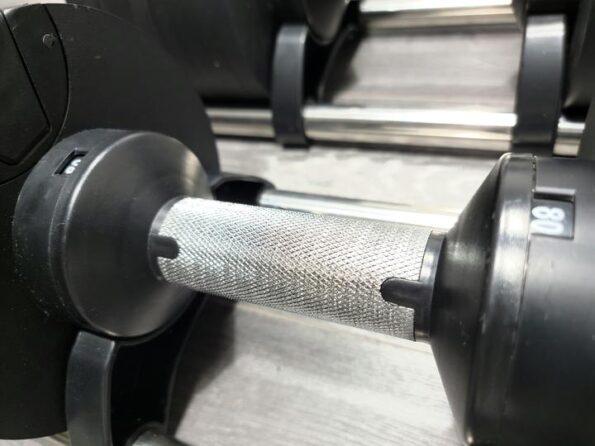 Hajex Adjustable Compact Dumbbell Set