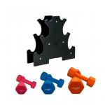 32LB Neo Dumbbell Rack Set