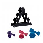 20LB Neo Dumbbell Rack Set